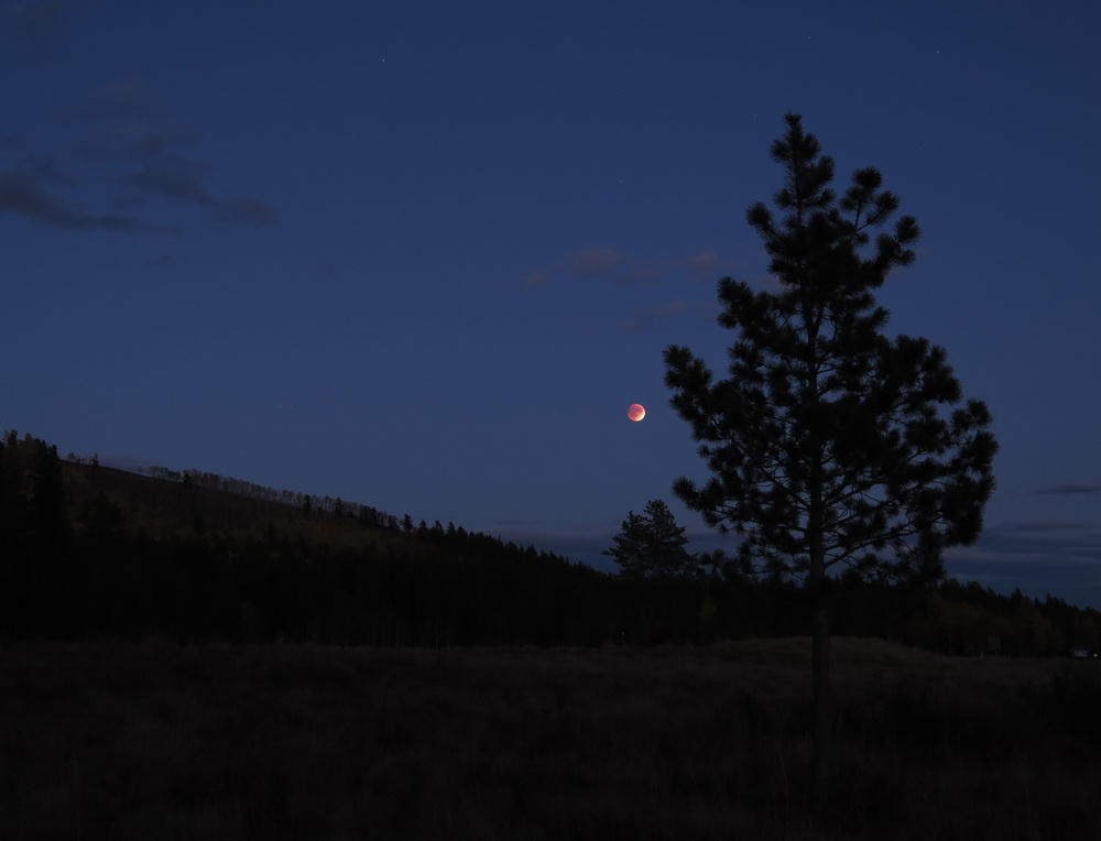 Jones-lunar eclipse