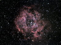 Rosette Nebula by Raphaël Dubuc
